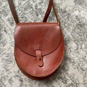 Leather Lucky Brand Crossbody Bag!